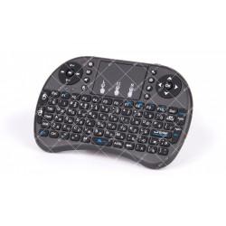 Беспроводная клавиатура i8 с тачпадом