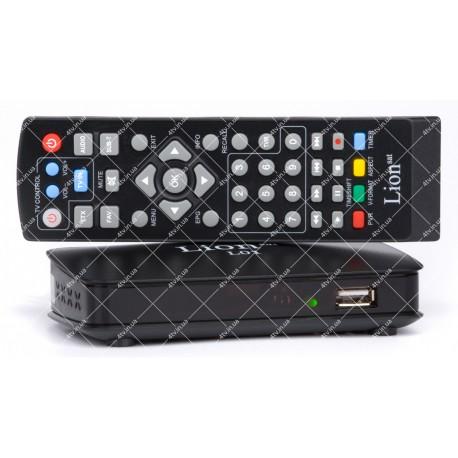 Lion-Sat L01 DVB-T2 Dolby Digital AC3