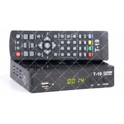 LORTON T2-19 HD DVB-T2