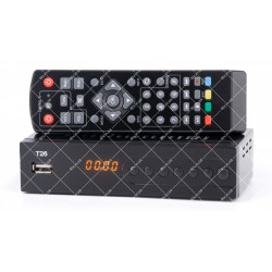 T26 (GoldenStream / uClan / u2c) DVB-T2 + пульт обучаемый