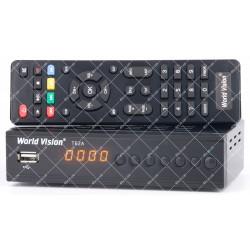 World Vision T62A DVB-T2