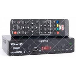 TOPSAT DVB T5 металл DVB-T2