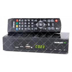 Romsat TR-2018HD DVB-T2 UA