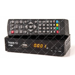 Tiger T2 IPTV DVB-T2 AC3