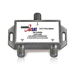 Split Cosmosat 2-way active 12 db 950-21-50