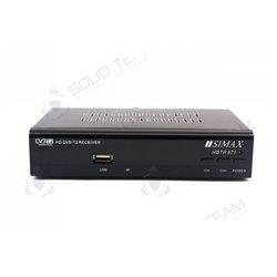 Ресивер цифровой DVB-T2 SIMAX HDTR871