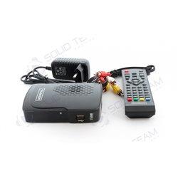 Ресивер цифровой GODIGITAL TV Box DVB-T2 1109