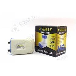 Kонвертор SIMAX TWIN CIRCULAR GKF-2322C